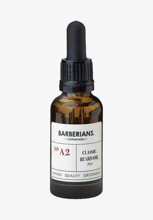 CLASSIC BEARD OIL - Baardolie - -