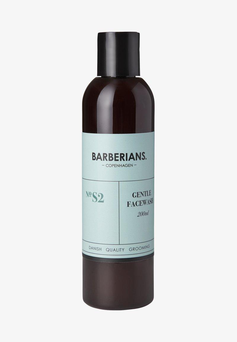 Barberians - GENTLE FACEWASH - Detergente - -