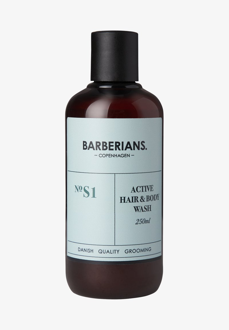 Barberians - ACTIVE HAIR & BODY - Żel pod prysznic - -