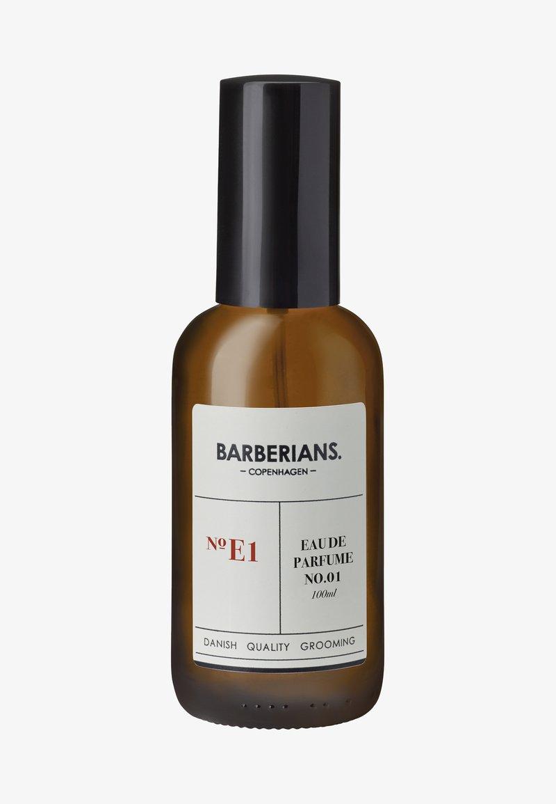 Barberians - NO.1 EDP - Eau de parfum - -
