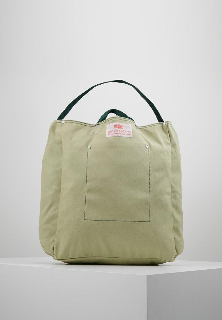 Bag N Noun - TOOL BAG - Shopping Bag - sage