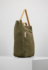Bag N Noun - TOOL BAG - Shoppingväska - olive - 3