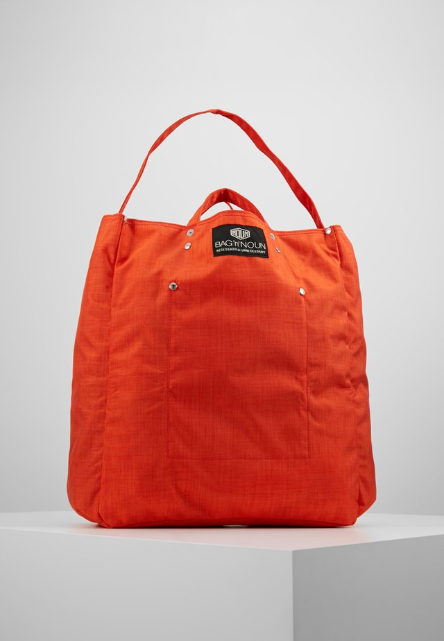 TOOL BAG - Tote bag - red