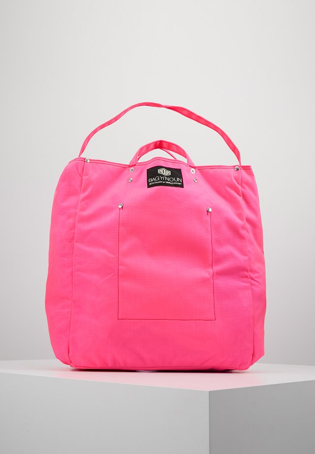 TOOL BAG - Shopping bag - pink