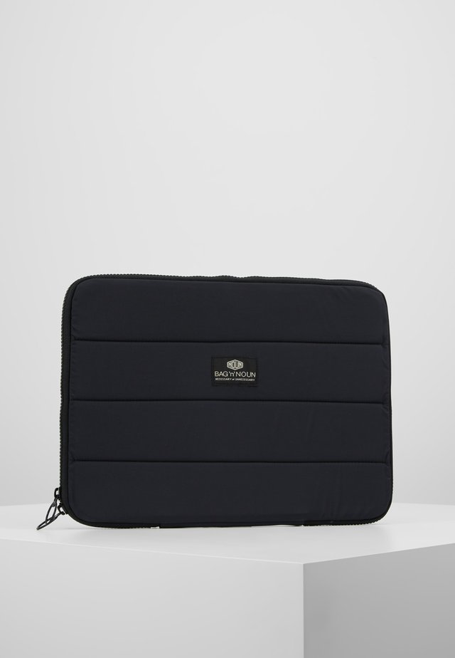 CASE MAT - Laptop bag - black