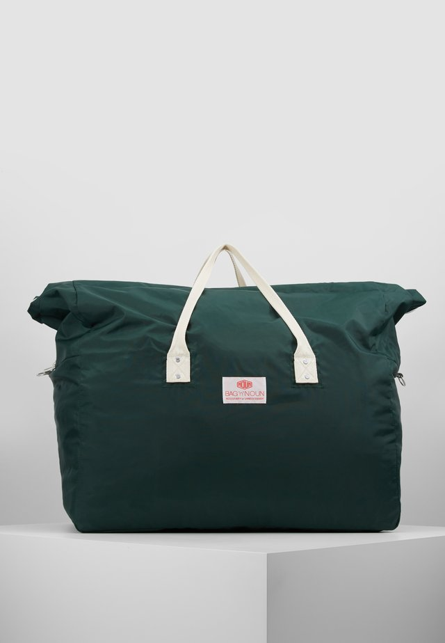 MUFFIN - Sports bag - green