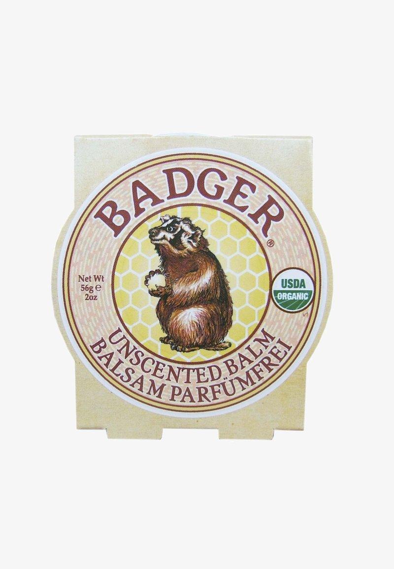 Badger - BALM UNSCENTED 56G - Handkräm - -