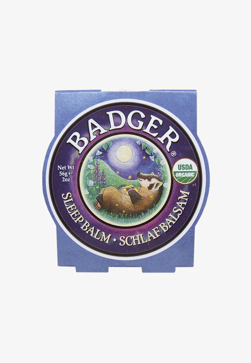 Badger - SLEEP BALM 56G - Night care - -