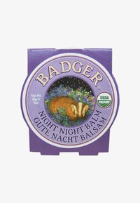 Badger - NIGHT NIGHT BALM 56G - Natpleje - - - 0