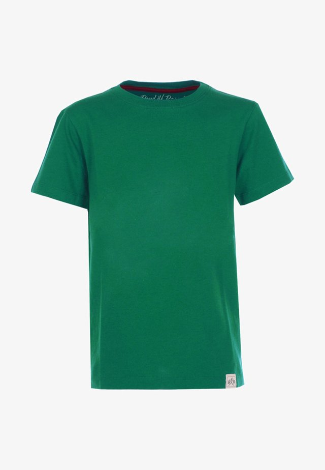 Basic T-shirt - dark-green