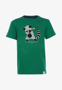 Band of Rascals - Print T-shirt - dark-green - 0
