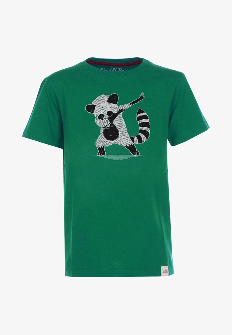 Band of Rascals - Print T-shirt - dark-green