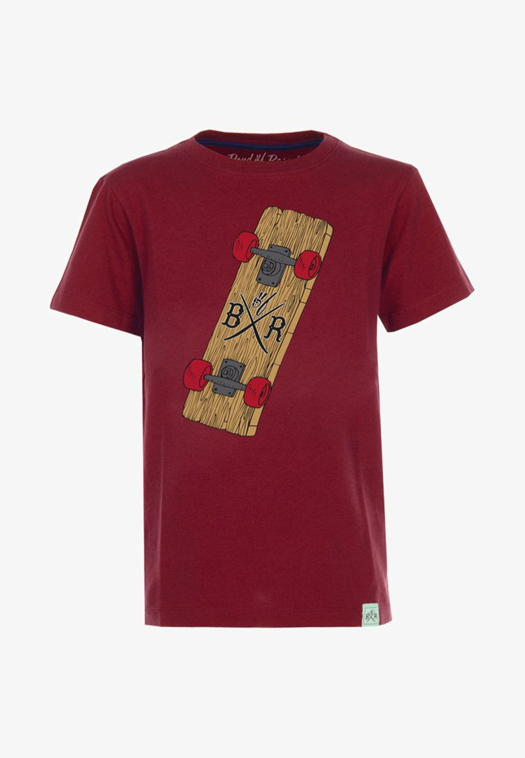 Band of Rascals - T-Shirt print - red