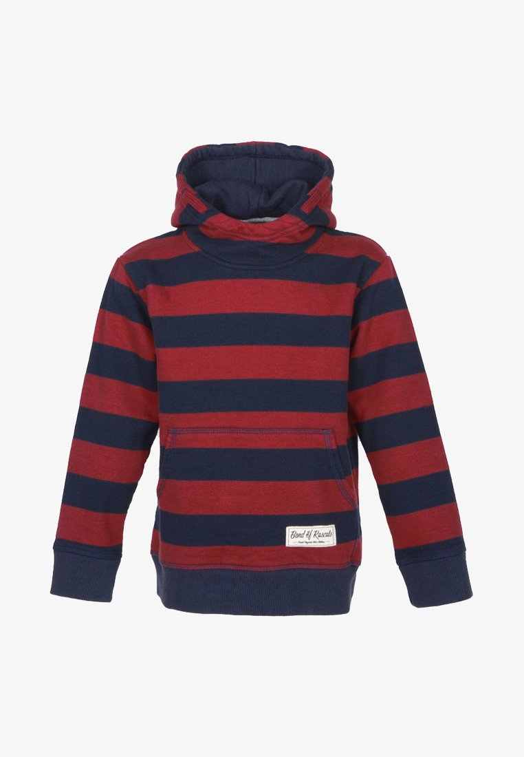 Band of Rascals - Kapuzenpullover - navy-red