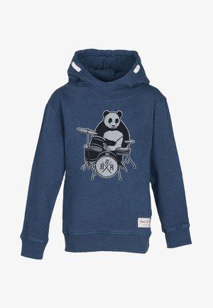 PANDA - Hoodie - blue