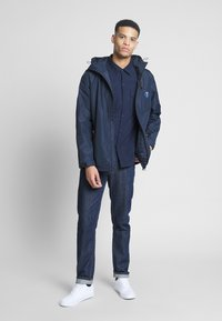 Barbour Beacon - RIPSTOP OVERSHIRT - Overhemd - navy - 1