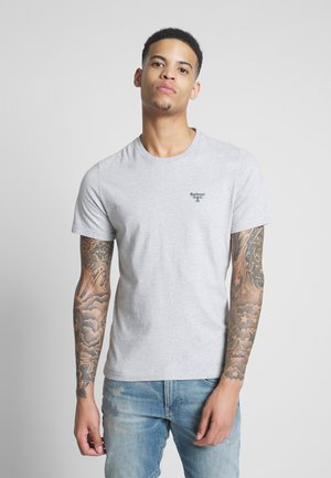 TEE - T-shirt basic - grey marl