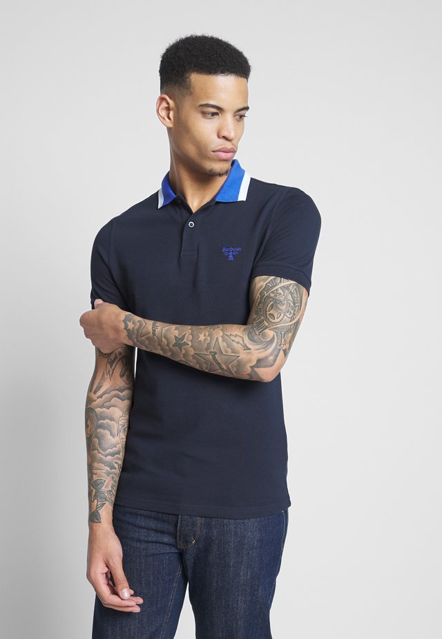 BEACON ALSTON - Poloshirts - navy