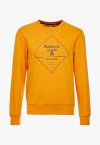 Barbour Beacon - OUTLINE  - Sweatshirt - golden oak - 3