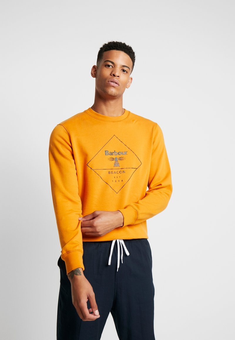 Barbour Beacon - OUTLINE  - Sweatshirt - golden oak