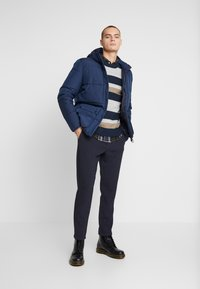 Barbour Beacon - BEACON ANSAH QUILT - Winter jacket - navy - 1
