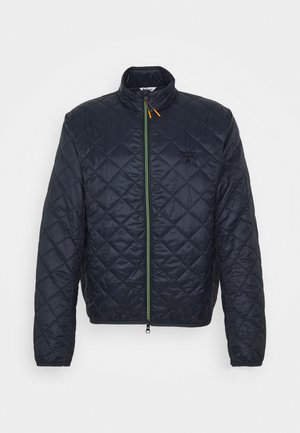 KARL BOX QUILT - Light jacket - navy