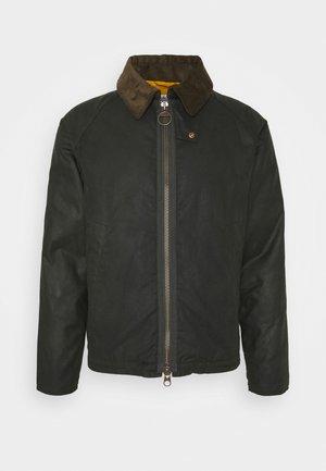 WINTER MUNRO WAX - Light jacket - sage