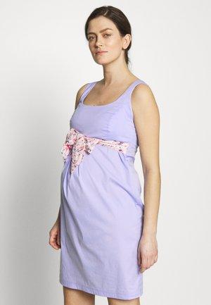 DRESS BELT - Denní šaty - lilac
