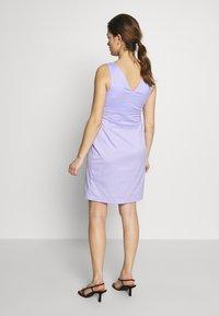 Balloon - DRESS BELT - Denní šaty - lilac - 2