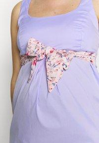 Balloon - DRESS BELT - Denní šaty - lilac - 5