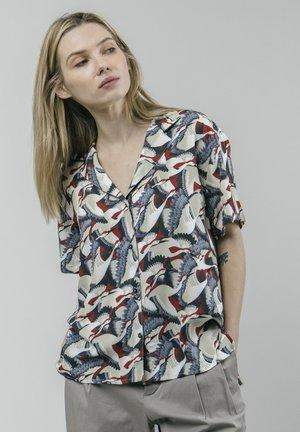 ALOHA  - Button-down blouse - white