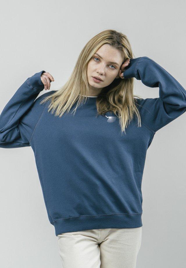 JAPANESE SKY  - Sweatshirt - blue
