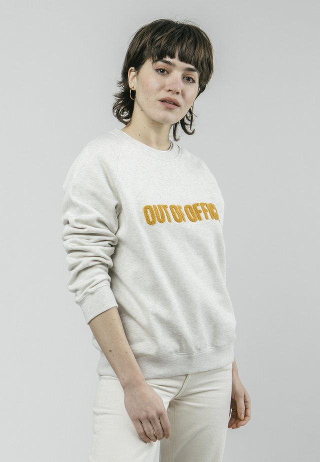 OUT OF OFFICE  - Sweatshirt - grey