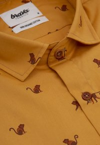 Brava Fabrics - MONKEY - Skjorta - orange - 4