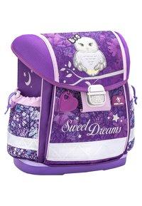 Belmil - SET 4 - School set - dark purple - 3