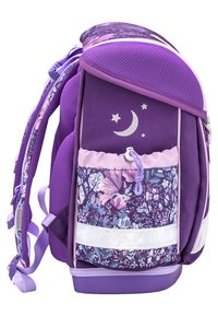 Belmil - SET 4 - School set - dark purple - 4