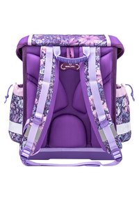 Belmil - SET 4 - School set - dark purple - 2