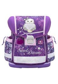 Belmil - SET 4 - School set - dark purple - 1