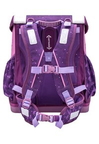 Belmil - SET 4 TEILIG - School set - mottled purple - 2