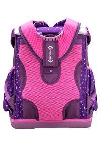 Belmil - SET 4 TEILIG - School set - dark purple - 5