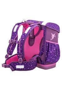 Belmil - SET 4 TEILIG - School set - dark purple - 6