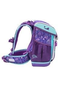Belmil - SET - School bag - purple - 3