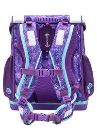 Belmil - SET - School bag - purple - 2