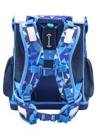 Belmil - SET 4 TEILIG - School set - royal blue - 2