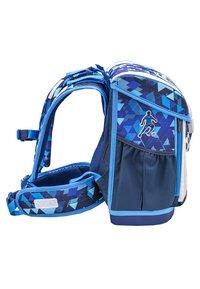 Belmil - SET 4 TEILIG - School set - royal blue - 3