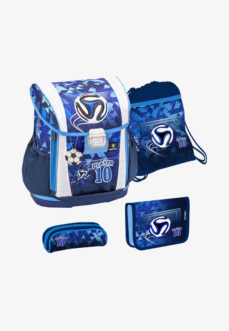 Belmil - SET 4 TEILIG - School set - royal blue