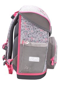 Belmil - SET - School bag - mottled grey - 3