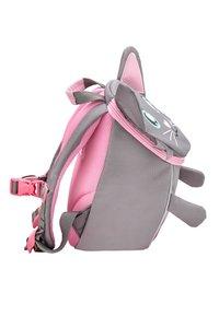 Belmil - MINI ANIMAL - School bag - light pink - 3
