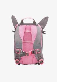Belmil - MINI ANIMAL - School bag - light pink - 1