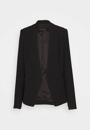 COLLARLESS - Blazer - black